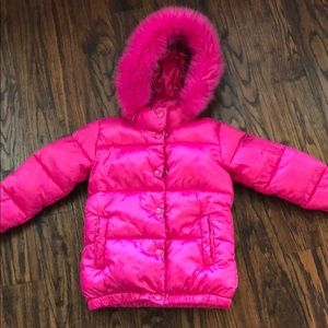 Justice Girls coat size 6/7